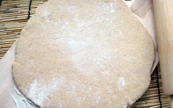 Whole Wheat Pizza Dough (South Beach Phase 2 Recipe)