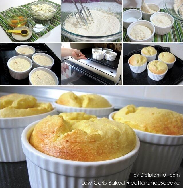 South Beach Diet Phase  Ricotta Cheesecake
