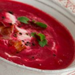 Gluten-Free Cabbage Beetroot Soup Recipe