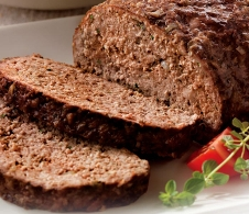 Low-Calorie Lean Beef Meatloaf Recipe