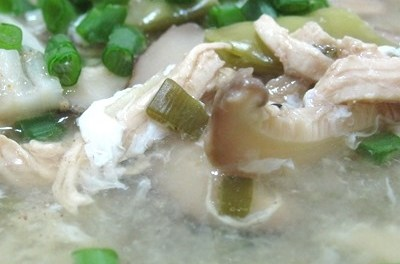 Chinese Hot and Sour Soup (South Beach Phase 1 Recipe)