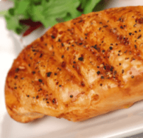Broiled Spicy Orange Chicken Breasts (Atkins Diet Phase 3 Recipe)