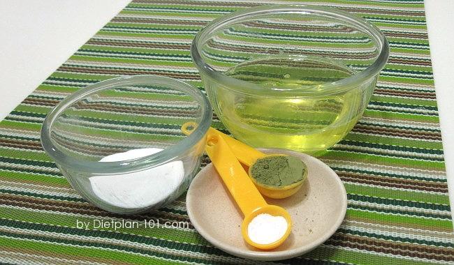 low-carb-green-tea-meringue-cookies-ingr