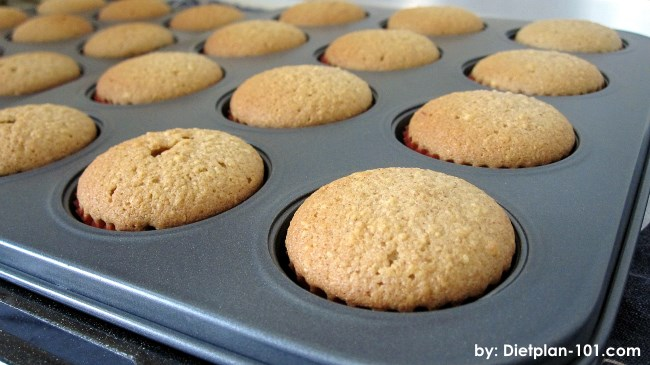 Low Carb Muffins for Ketogenic Diet