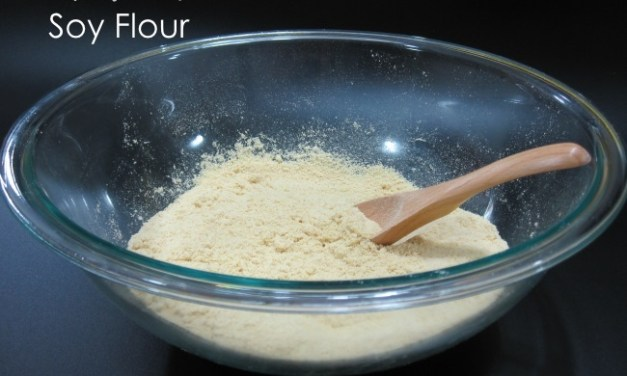 How to Make Soy Flour (with Video)