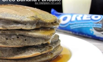 321 Oreo Banana Pancake – Have Fun