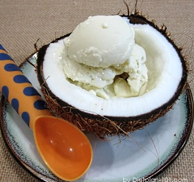 Dairy-Free Coconut Milk Ice-Cream Recipe