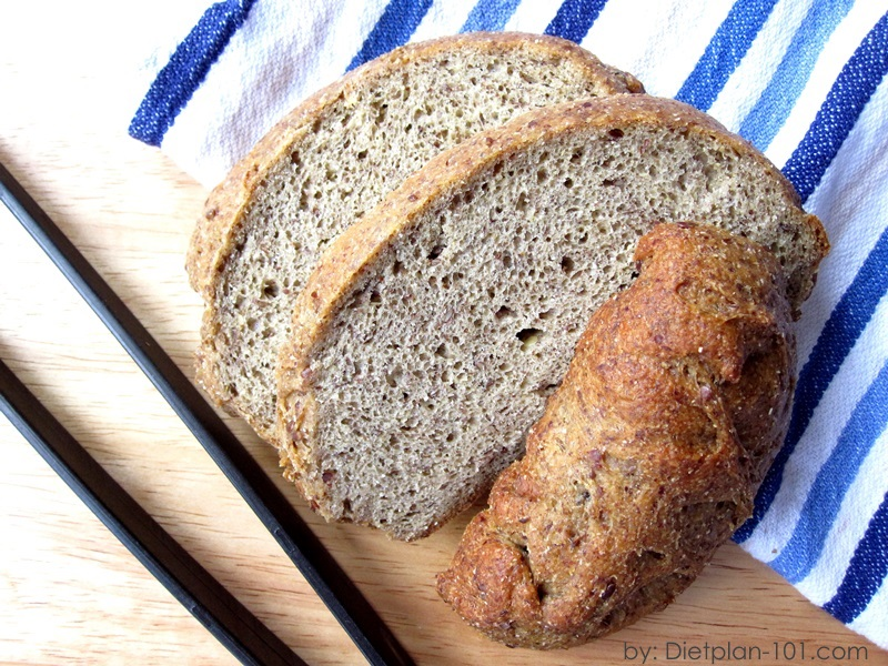 Flaxseed Bread - Low Carb