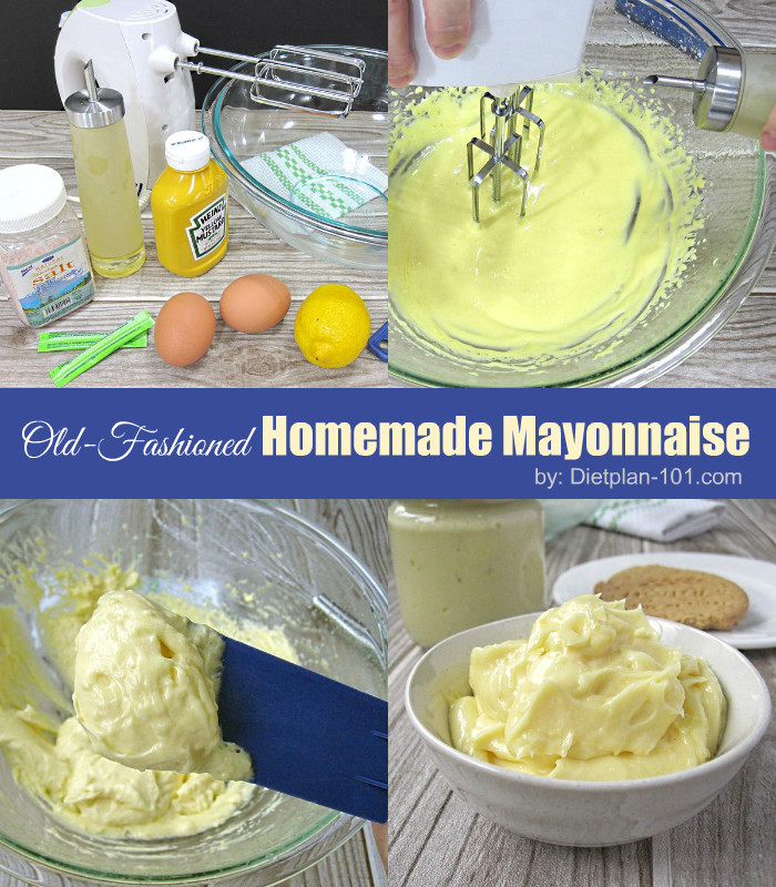 How to make Mayo Step-by-step