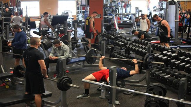 gym workouts for beginners to lose weight