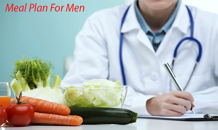 meal plan for men