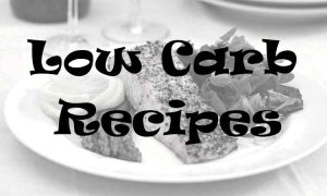 High Protein Low Carb recipe