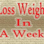 How Much Weight Can You Lose in a Week