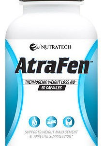 Atrafen -- Powerful Fat Burning and Appetite Suppressant Diet Pill System!