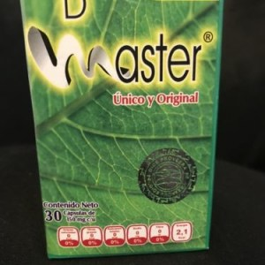 DIET MASTER 100% AUTHENTIC 30 CAP D MASTER WEIGHT LOSS SUPPLEMENT