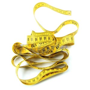 1PC New 3M Tailor Seamstress Sewing Diet Detection Cloth Ruler Tape Measure