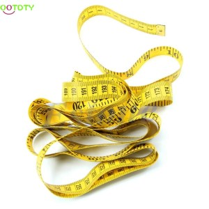 3M Tailor Seamstress Sewing Diet Detection Cloth Ruler Tape Measure