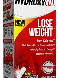 Hydroxycut Pro Clinical Weight Loss Supplement, 72 Count