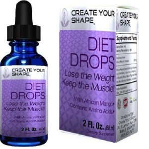 Diet Drops Weight Loss Supplement Lean Health Herb 1234 Fat Burner HCG Free