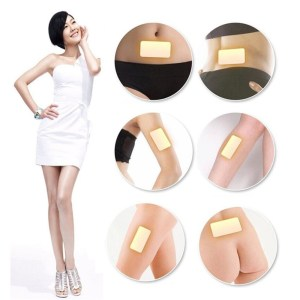 Pro 10Pcs/Bag Strong Efficacy Slim Patch Weight Loss Slimming Diet Products Anti Cellulite Cream For Slimming Patch Fat Burning