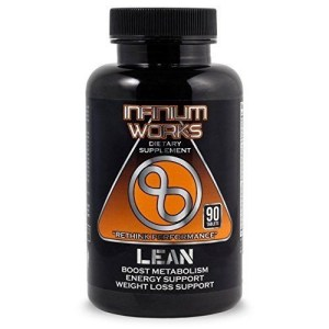 Lean Diet Pills Weight Loss Supplement All Natural Appetite Suppressant Energy