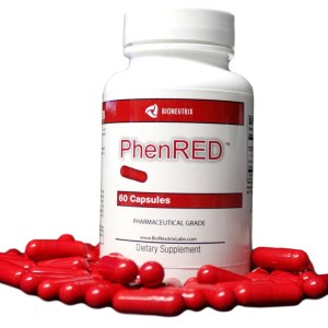 PhenRED® Strongest Diet Pills - Extreme Appetite Suppressant and Fat Burner