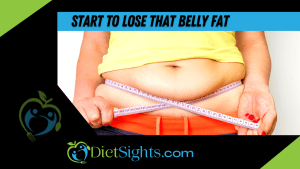 How to Start Losing Abdominal Fat