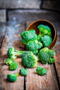 Cruciferous vegetables as part of underactive thyroid diet