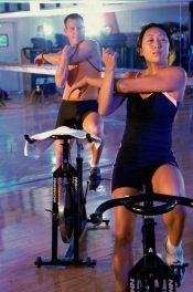 Esercizi a bassa intensità può aiutare a ridurre il gonfiore