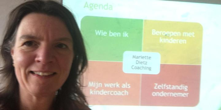 Bent u de kindercoach?