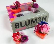 Test: Blumenpralinés von Miflora