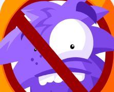 """Test: Kinder-App """"Husch Monster!"""" + Gewinnspiel"""