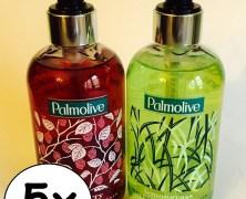 Gewinnt -nur bei uns- 5x 2 der neuen dekorativen Seifen von Palmolive!