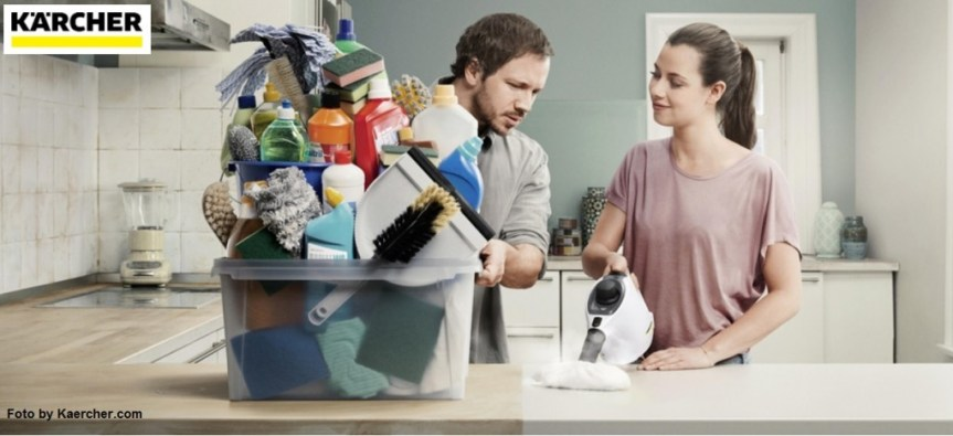 nur hei e luft der k rcher sc1 premium floor kit. Black Bedroom Furniture Sets. Home Design Ideas