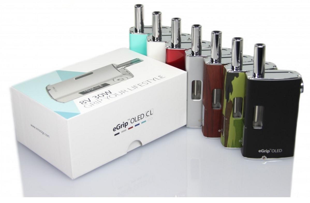 E-Zigarette Test Gesundheit