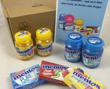 Im Test: Mentos Kaugummi + neue Produkttester gesucht!