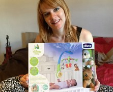 Test + 30 Produkttester gesucht: Chicco Bambi Baby Mobile