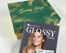 Die Glossybox September – New Icons Edition