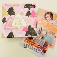 Die Pink Box Dezember + Gewinne 3 Boxen!