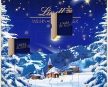 Der Lindt Adventskalender & Gratis Brigitte Box im Lindt Chocoladen Club