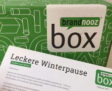 Die Brandnooz Box Februar …und bald kommt die Cool Box!