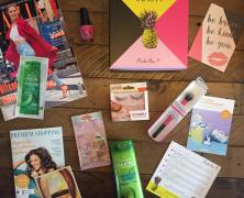 Die Grazia Pink Box Juli – Gewinne die aktuelle Box!