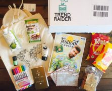 Die Trendraider Juni Box – On the road