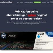 Verkaufe Deine vollen Toner bei – toner-ankauf-einfach.de