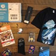 Gewinnt eine Lootchest Überraschungsbox für Gamer, Geeks und Nerds!