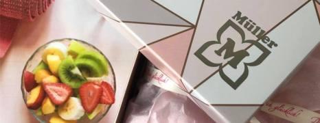 Nur heute – 5000x die streng limitierte Müller Look Box am Valentinstag