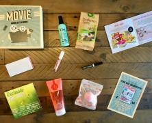"Die Pink Box im Februar ""Glamour Movie Night"""