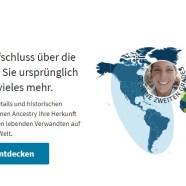 Ancestry DNA – Woher kommst Du? – Gewinne einen DNA Test!