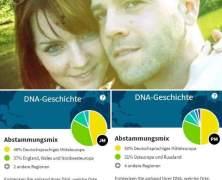 Ancestry DNA unsere Erfahrungen mit dem Test & die Tante aus Amerika