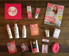 Die Pink Box im August